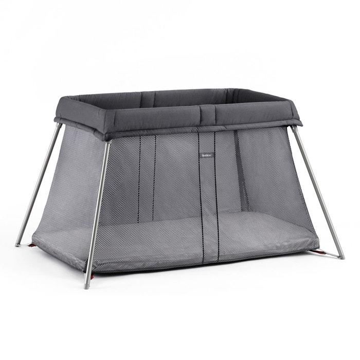 pack lit parapluie easy go drap housse anthracite babybjorn la redoute. Black Bedroom Furniture Sets. Home Design Ideas