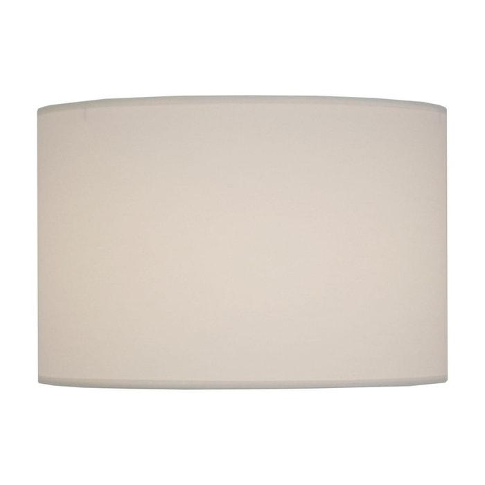 abat jour blanc 60 w a la carte kcm001026 kcm001026 blanc keria la redoute. Black Bedroom Furniture Sets. Home Design Ideas