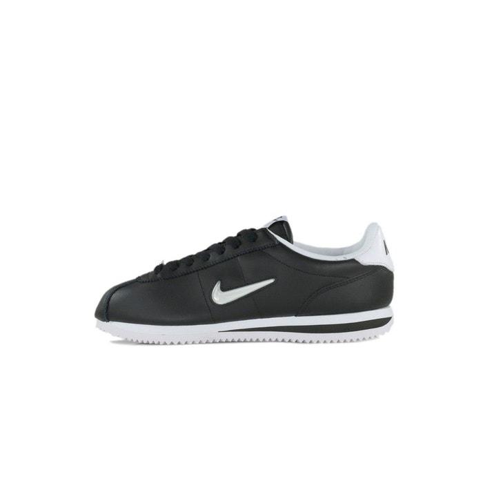 quite nice 9e2ba e07ac Basket nike cortez basic jewel - 833238-002 noir Nike   La Redoute
