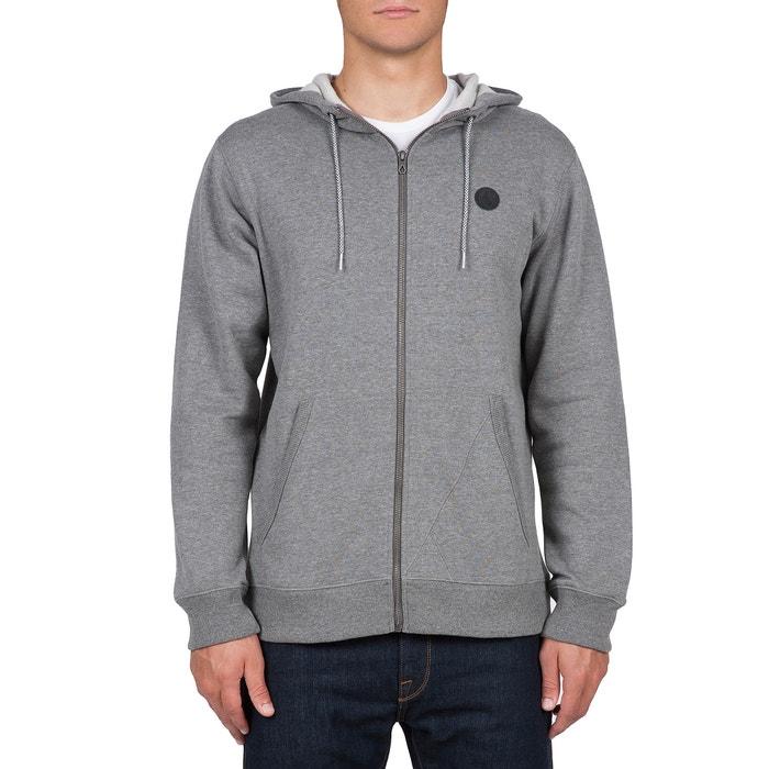 afbeelding Sweater met kap SINGLE TONE van VOLCOM VOLCOM