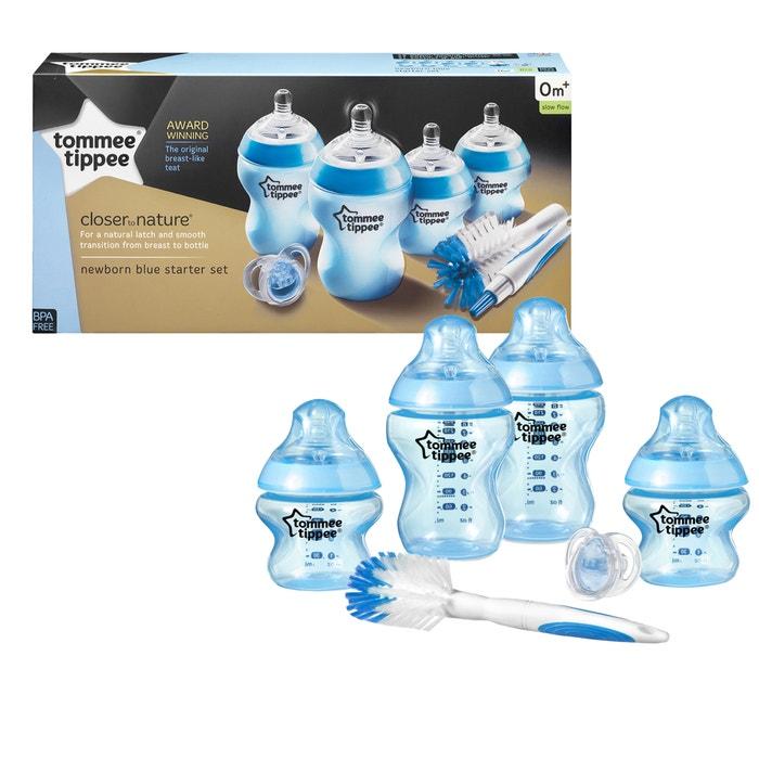 Kit de recién nacido Bleu Closer to Nature  TOMMEE TIPPEE image 0