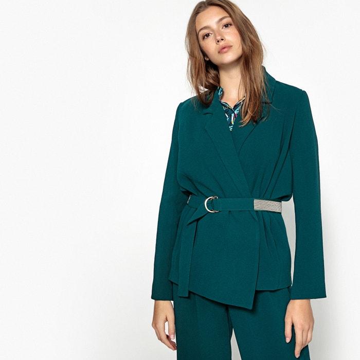 Giacca blazer cintura DEVY  SUNCOO image 0
