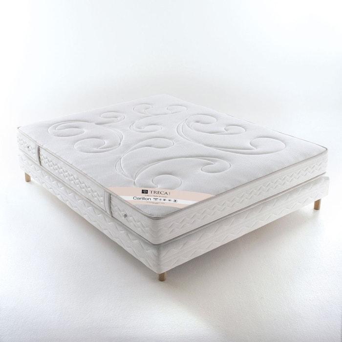 matelas ressorts ensach s air spring grand confor blanc treca la redoute. Black Bedroom Furniture Sets. Home Design Ideas