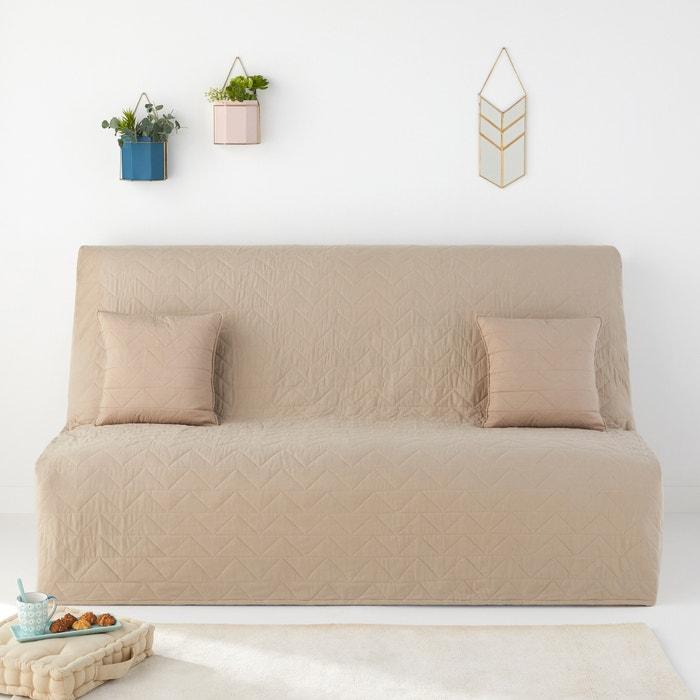 housse matelass e pour clic clac sc nario scenario la redoute. Black Bedroom Furniture Sets. Home Design Ideas