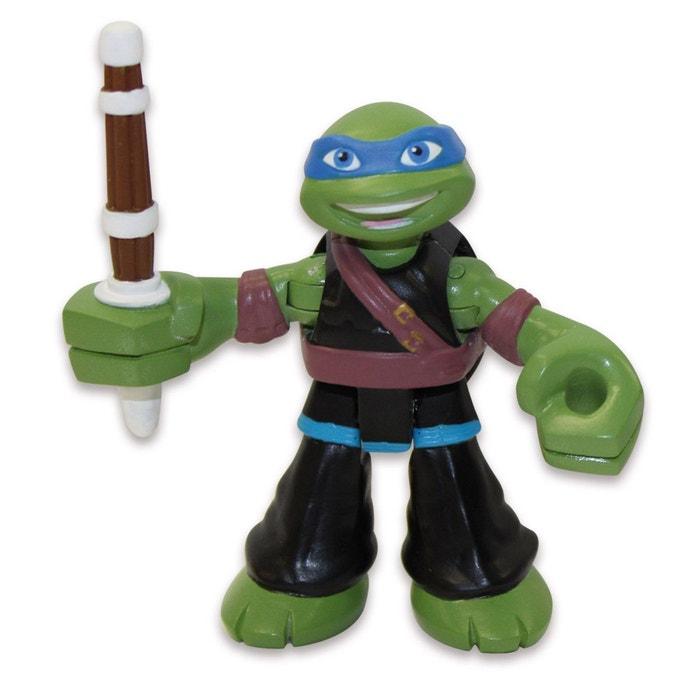 Figurine tortues ninja half shell heroes leonardo - Tortue ninja couleur ...