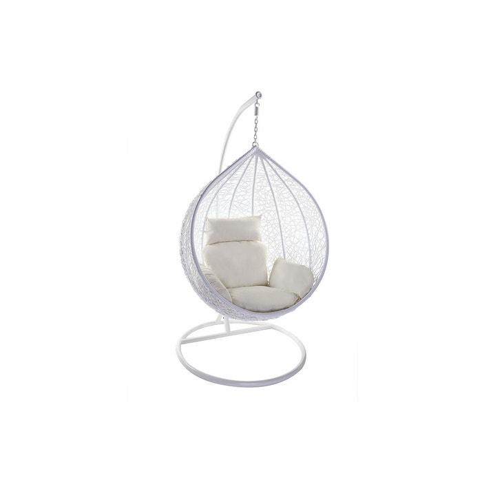 fauteuil suspendu oeuf fa on rotin mojo miliboo la redoute. Black Bedroom Furniture Sets. Home Design Ideas