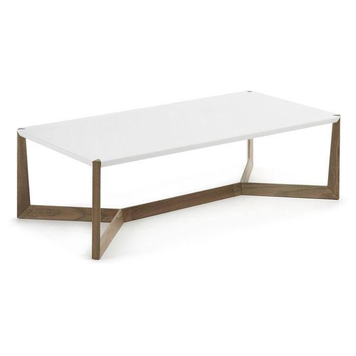 Quatro Chene Blanc Basse Et Table CBdorxQWe