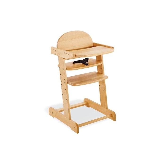 chaise haute volutive philip de pinolino pinolino la redoute. Black Bedroom Furniture Sets. Home Design Ideas