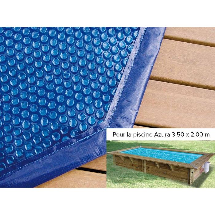 B che bulles pour piscine bois azura ubbink 2 00 x 3 50 for Piscine libertine