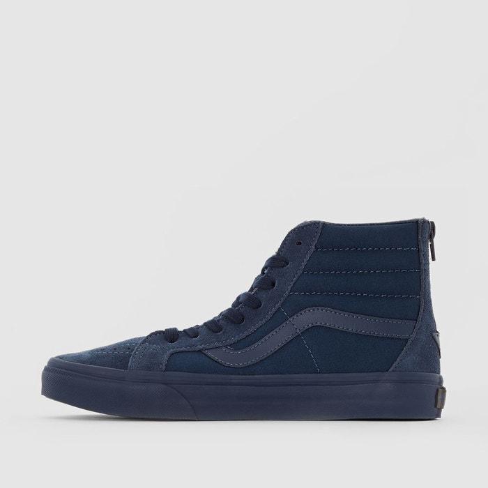 Baskets montantes sk8 hi bleu Vans