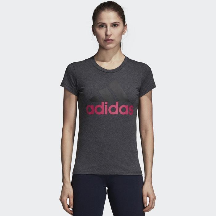 T-shirt ESSENTIALS LINEAR slim CZ5769  ADIDAS PERFORMANCE image 0