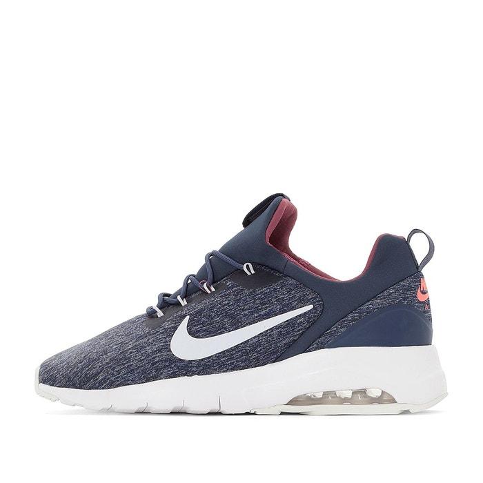 Baskets air max motion racer bleu/gris Nike