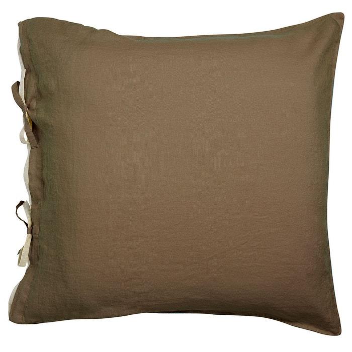 taie d 39 oreiller stonewashed zephyr vivaraise la redoute. Black Bedroom Furniture Sets. Home Design Ideas