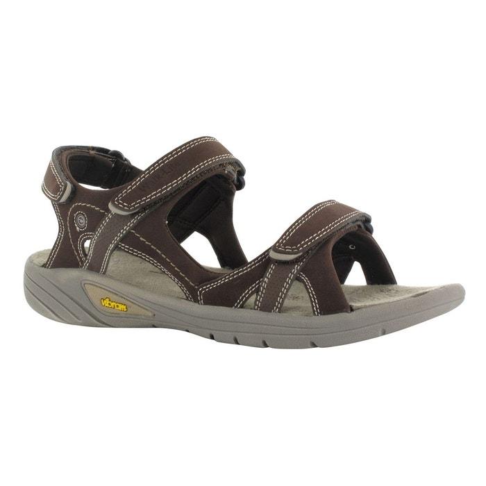 Vl walk-lite manhattan - sandales - marron marron Hi-Tec
