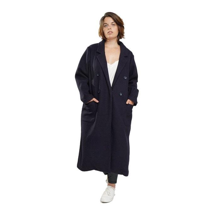 official photos cheap for sale big discount Manteau long oversize
