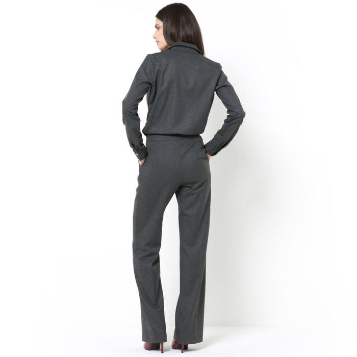 Image Combi-pantalon en flanelle La Redoute Collections