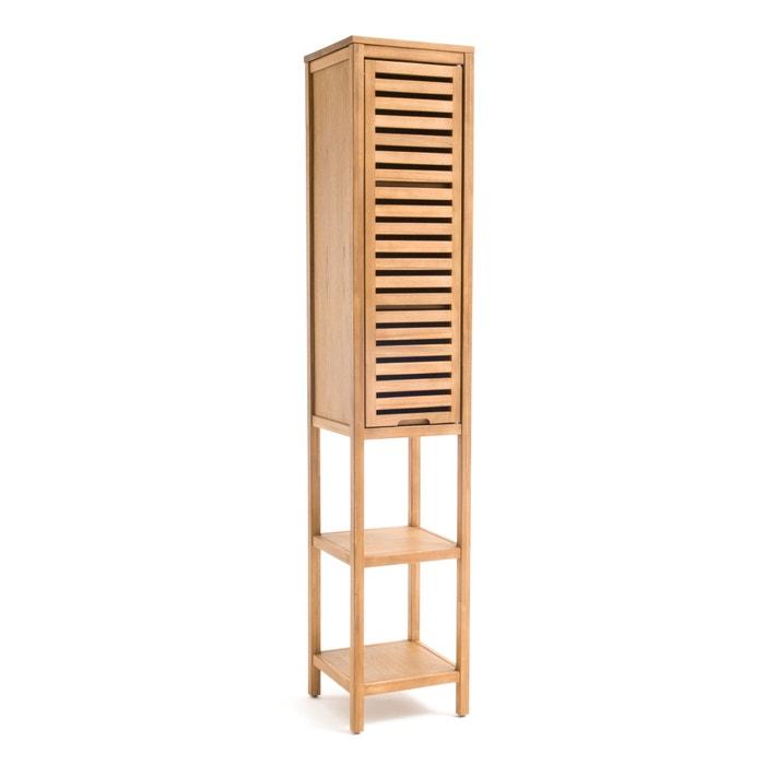 Colonna da bagno in legno di acacia oliato, HAUMÉA  La Redoute Interieurs image 0