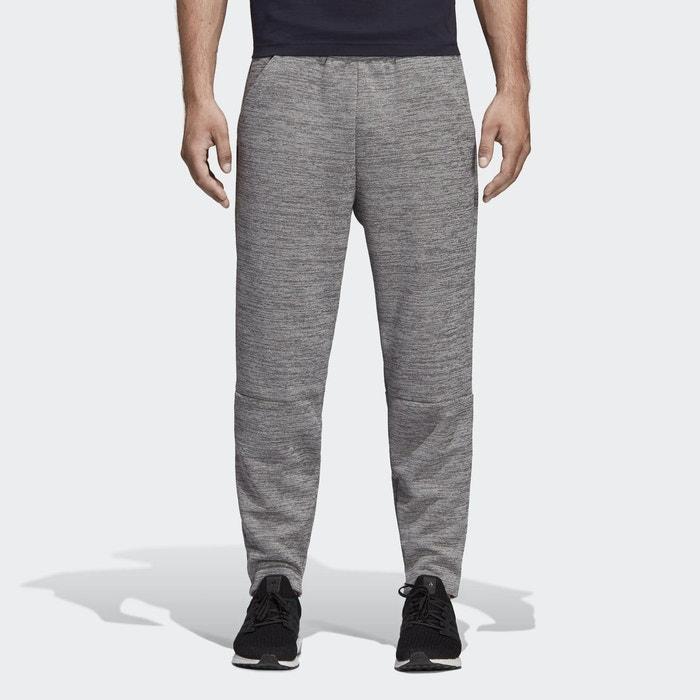 Pantalon adidas z.n.e. tapered gris Adidas Performance  0dea0293a3c7
