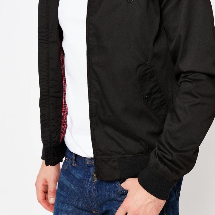 Harrington alto Cable cuello de SCHOTT 12 estilo Cazadora wXxtgnqv