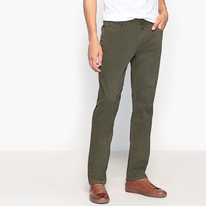Pantalon coupe droite La Redoute Collections