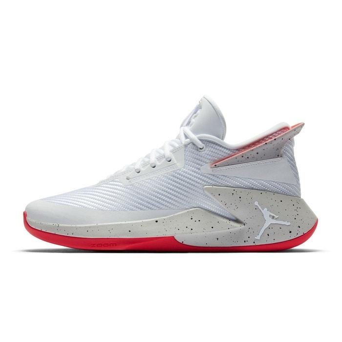 site réputé 5edba 815cd Chaussure de Basketball Nike Jordan Fly Lockdown Blanc