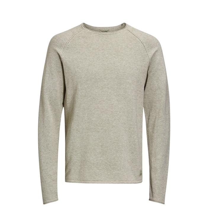 Pull con scollo rotondo in maglia grossa  JACK & JONES image 0