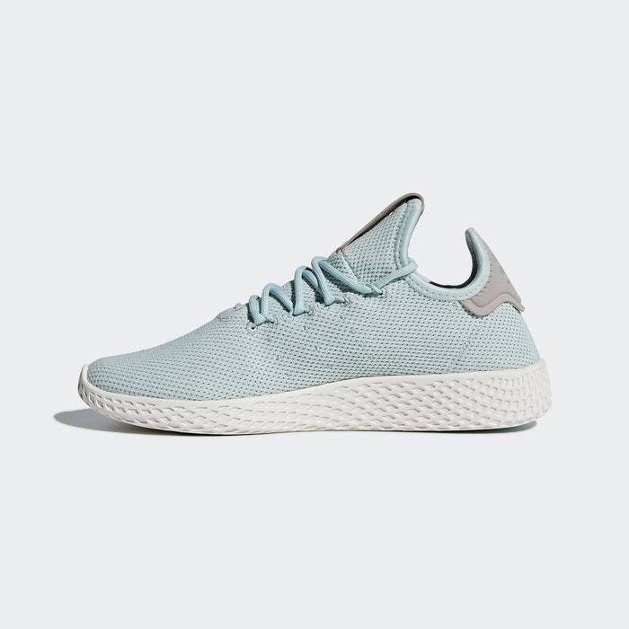 Chaussure pharrell williams tennis hu vert Adidas Originals