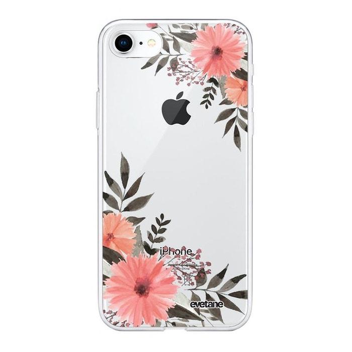 Coque iPhone 7/8/ iPhone SE 2020 360 intégrale avant arrière transparente