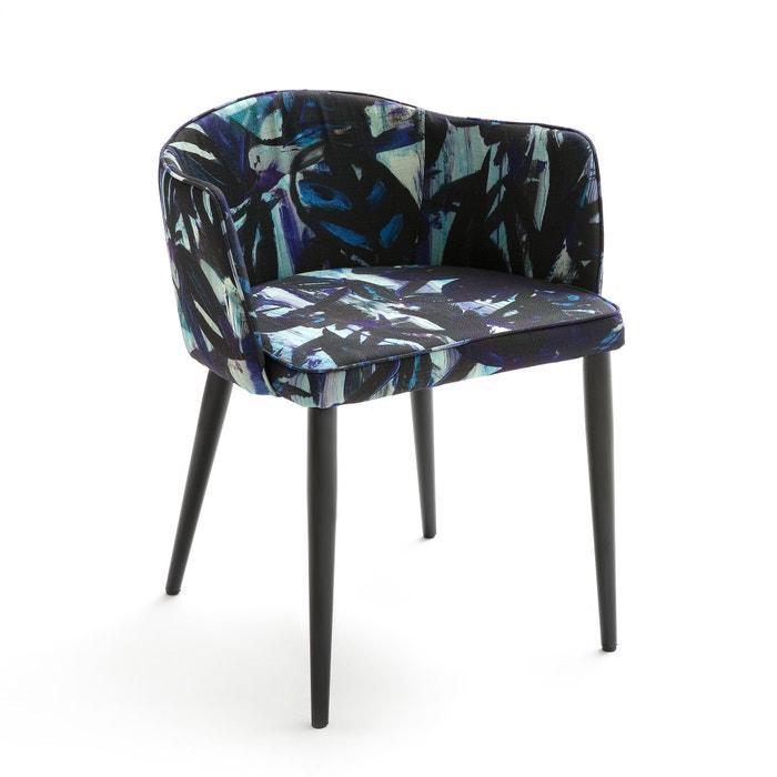 Sillón de mesa con estampado. estilo jungla, Bristol  AM.PM. image 0