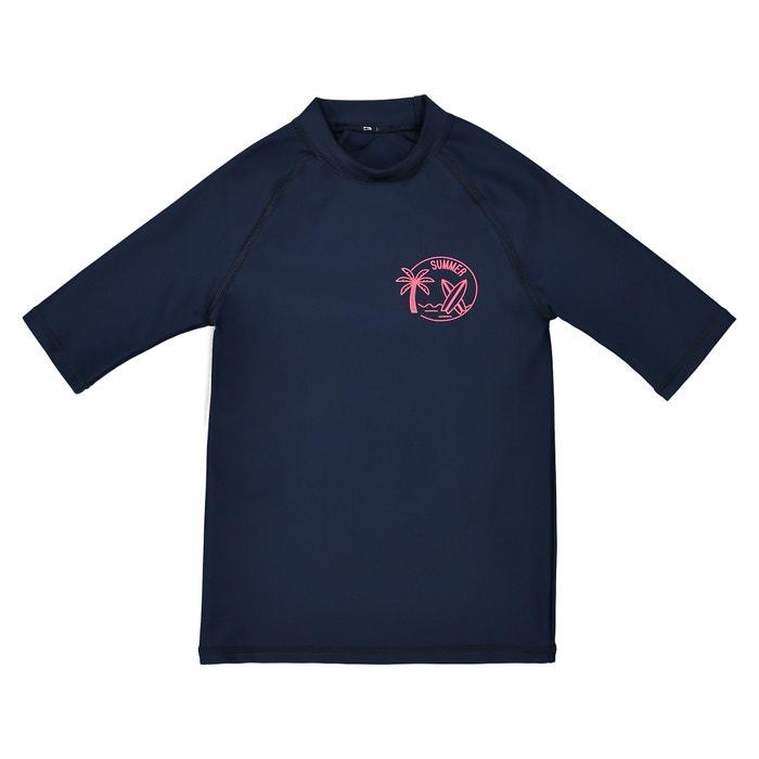 T-shirt anti-UV da 3 a 12 anni  La Redoute Collections image 0