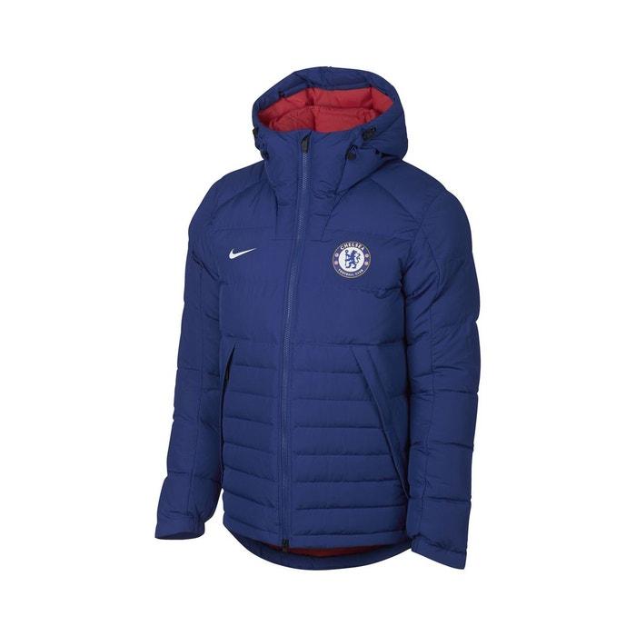 À Bleu Doudoune Redoute La Chelsea Capuche Nike RCaaqgW