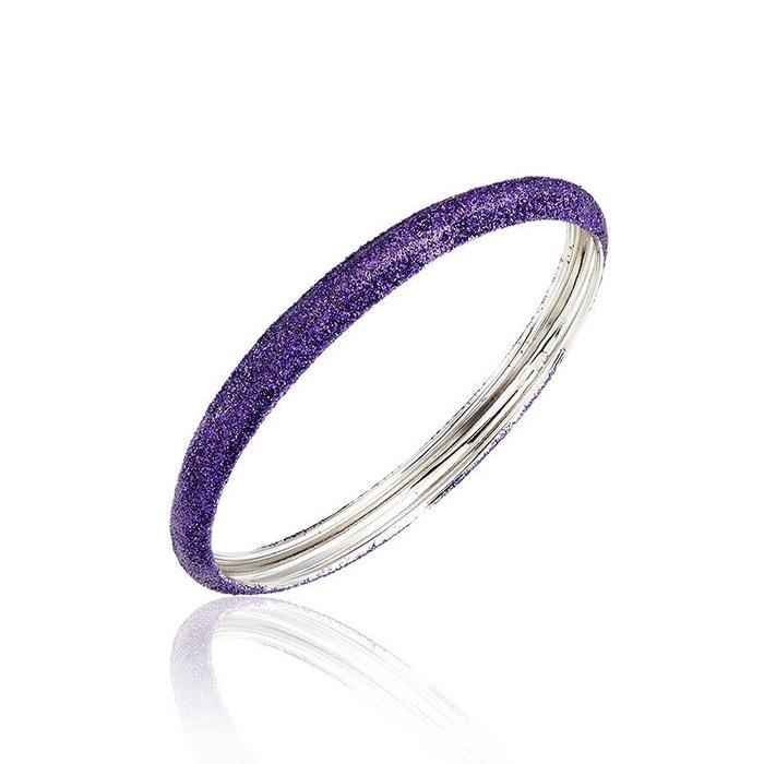 Bracelet argent 925/1000 argente Cleor | La Redoute Vente Discount Pas Cher Toutes Tailles ILNFkt