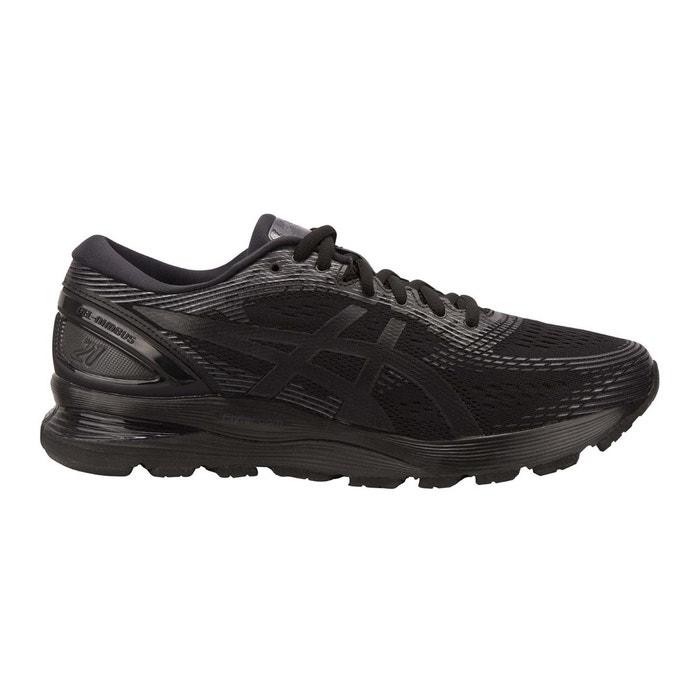 chaussure asics hommes noir