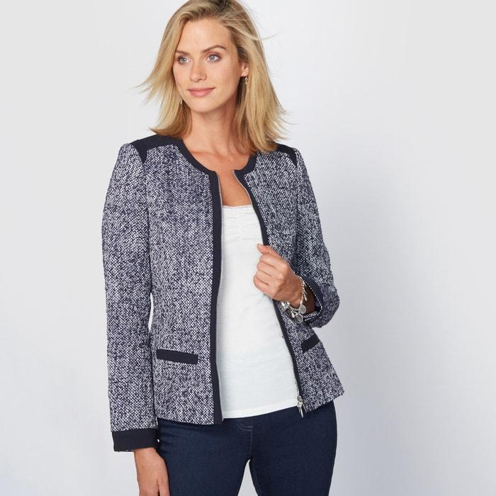 Image Woven Fabric Jacket ANNE WEYBURN