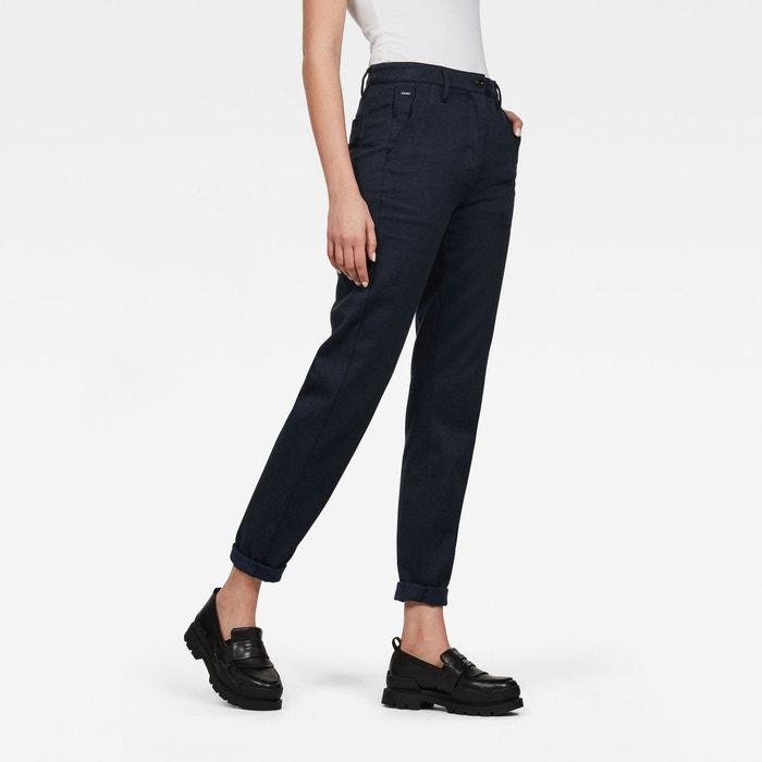 Chino Skinny Taille Haute