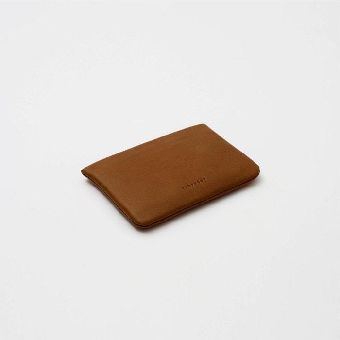 date de sortie 5a2d1 c295c Porte monnaie - porte cartes en cuir