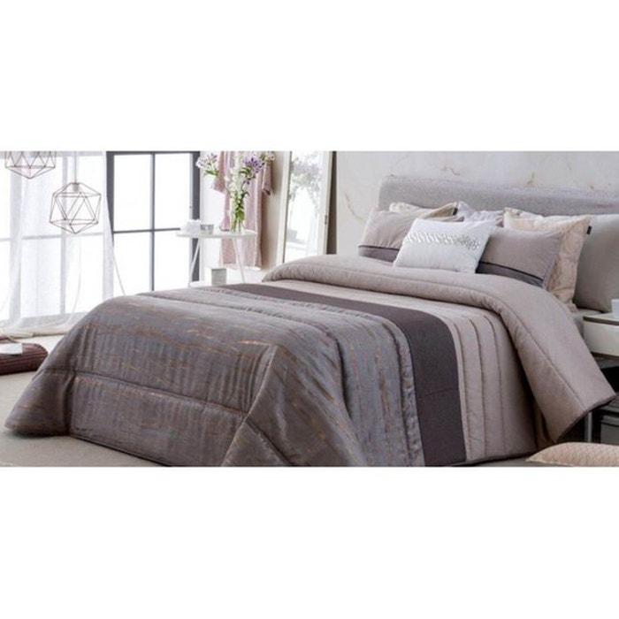 dessus de lit premium cuivre fundeco la redoute. Black Bedroom Furniture Sets. Home Design Ideas