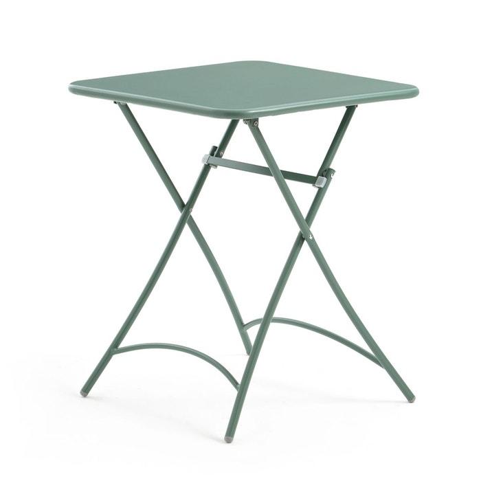 Table pliante métal Malmo