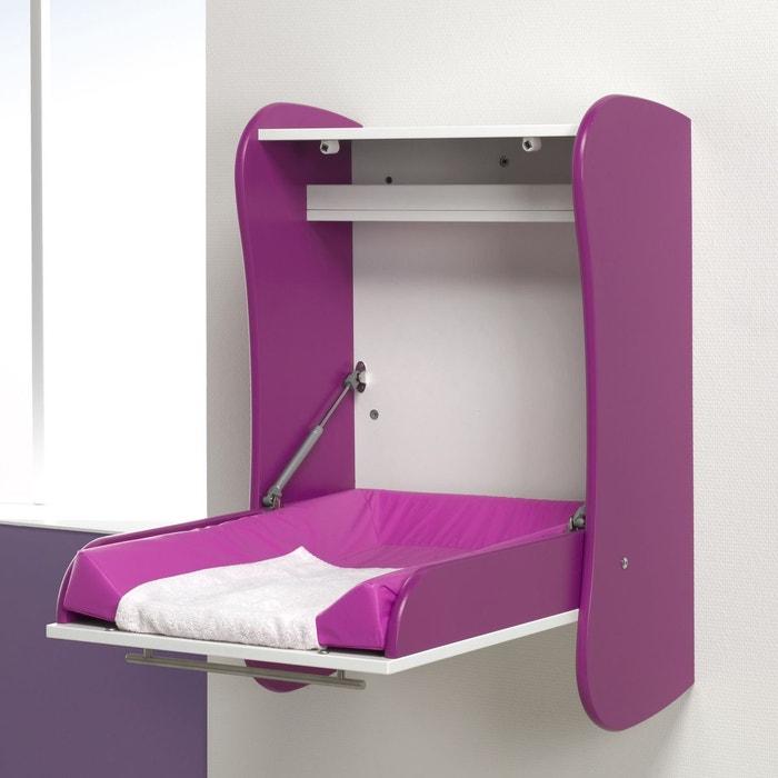 table a langer murale prune prune alfred et compagnie la redoute. Black Bedroom Furniture Sets. Home Design Ideas