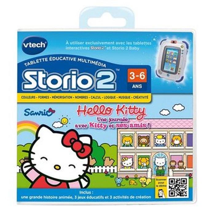 Hello Kitty - Jeu Storio - VT231105 VTECH
