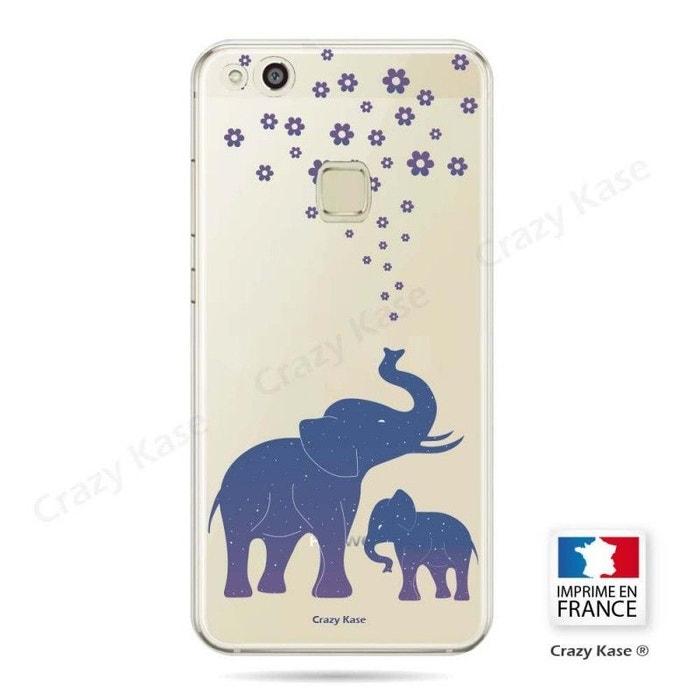 coque huawei p10 lite elephant