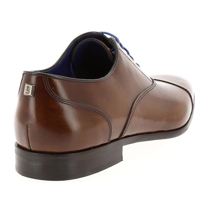 Chaussures à lacets azzaro rael cognac Azzaro