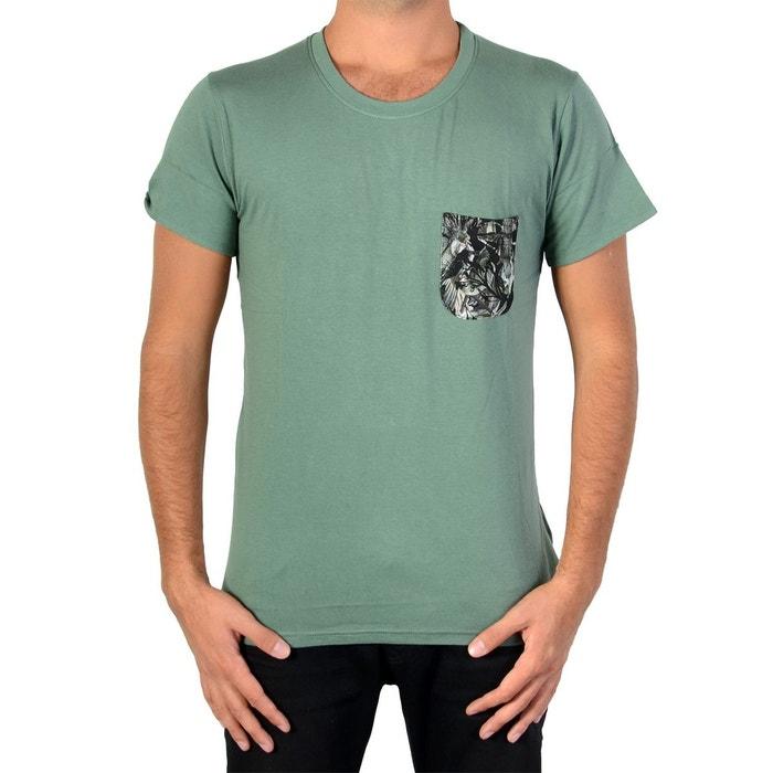 La groso Eleven Paris Redoute vert polso shirt Tee CUqxEwYRn