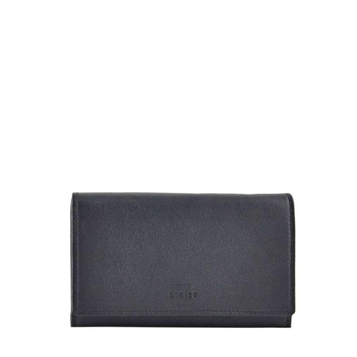 a8dffb8b098 Porte-monnaie cuir Etrier