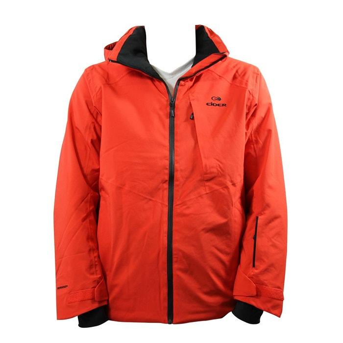 Redoute rouge Eider Eider jacket rouge balme veste m La homme defender 1Bv01r