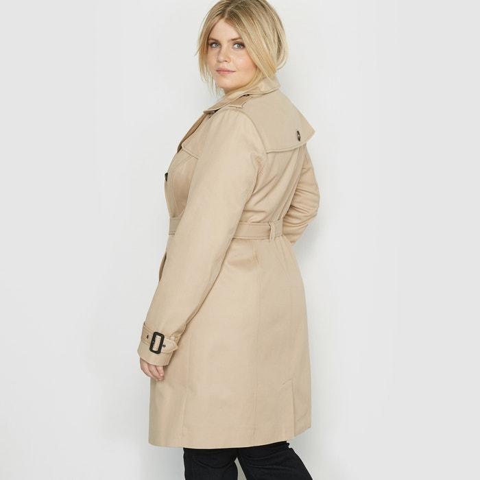 Image Trench-coat mi-long CASTALUNA