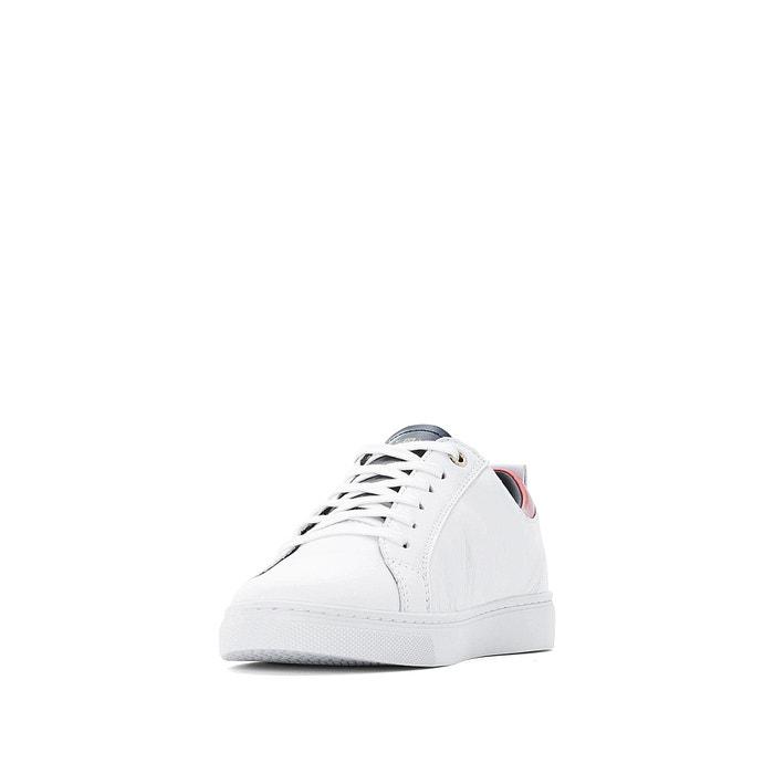 f6769b920f9 Zapatillas de piel venus blanco Tommy Hilfiger