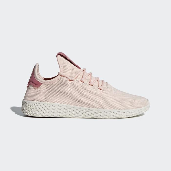 Chaussure pharrell williams tennis hu rose Adidas Originals  f95cf469b28