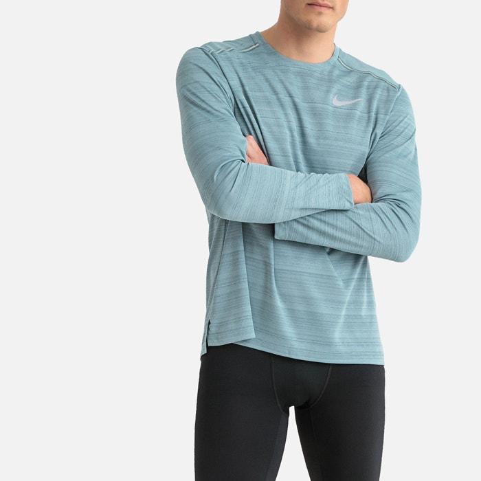 De Dri Fit T Shirt Longues Running Manches OXwP0k8n