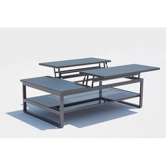 Table Basse De Jardin Rectangulaire